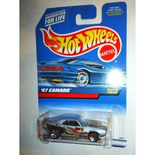 Hot Wheels 67 Camaro #1014