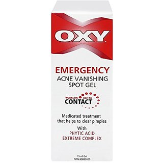 Oxy Emergency Acne Vanishing Spot Gel- 15 Ml