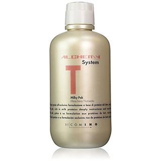 Davines Alchemic Milky Pak Cream for Unisex, 33.6 Ounce