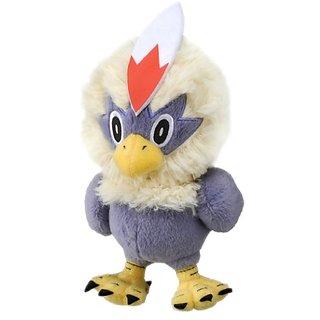 Takaratomy Pokemon Best Wishes Plush Doll - N-29 - Rufflet-Washibon