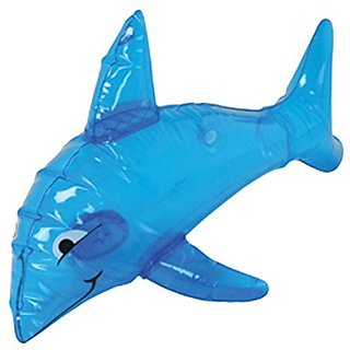Lot Of 12 Inflatable Dolphin Beach Pool Toys - 17