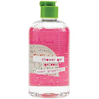 Love + Toast Shower Gel - Sugar Grapefruit - 10 oz
