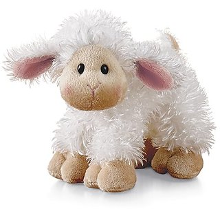 Webkinz LilKinz Mini Plush Stuffed Animal Lamb