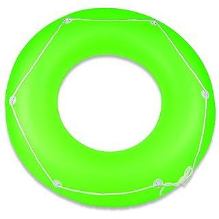 Poolmaster Neon Frost Swim Tube, Green