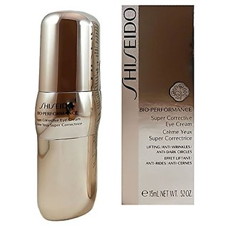 Shiseido Bio-Performance Super Corrective Eye Cream for Women, 0.52 Ounce