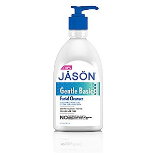 Jason Gentle Basics Facial Cleanser, 16 Fluid Ounce