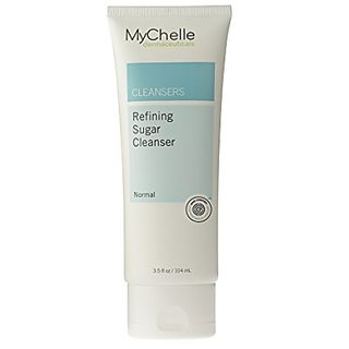 MyChelle Dermaceuticals Refining Sugar Cleanser for All Skin Types, 3.5 Fluid Ounce