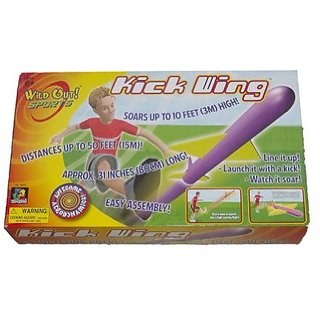 Wild Out Sports Kick Wing Flying Rocket That You Kick