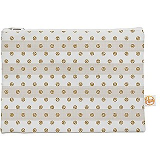 Kess InHouse Everything Bag Flat Pouch by Pellerina Design 8.5 x 6 Inches