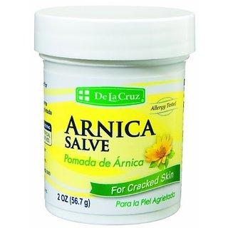 De La Cruz Arnica Salve-Pomade Treatment, 2 Ounce