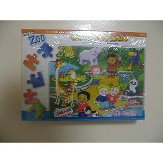 Hunson Zoo Puzzle