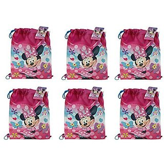 Disney Minnie Mouse Non Woven Sling Bags - 14