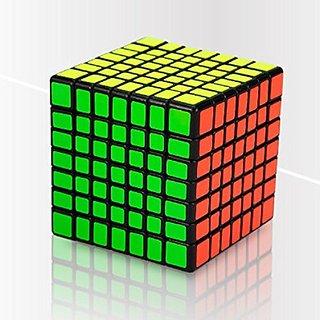 2015 New Yj Moyu Aofu Gt 7x7x7 Cube Yongjun Square 7x7 Cube Black
