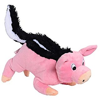 Genetipetz Skoink Plush, Skunk + Pig Mixed-Up Animal with NFC Tag