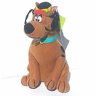 Scooby Doo Rasta Plush 10