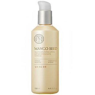 The Face Shop Mango Seed Silk Moisturizing Lotion