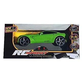 New Bright R-C Sport Corvette Stingray