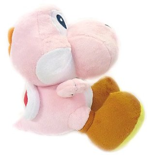 Super Mario Brothers Yoshi Pink Ver 10-inch Plush