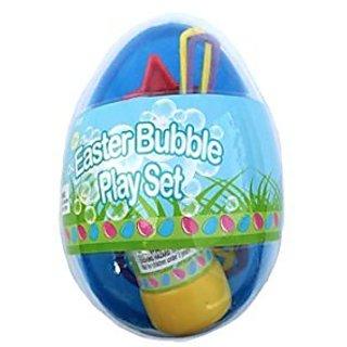 Easter Egg Bubble Play Set