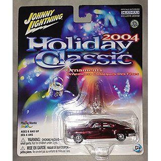 Johnny Lightning 2004 - Holiday Classic Ornament #7 - 48 Tucker Torpedo