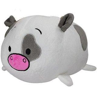 Moo Moo Cow (Bun Bun) 4 Inches - Stuffed Animal by Bun Bun (03144)