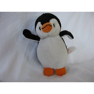 TY McDonalds Teenie Beanie - #13 CHILL the Penguin (2009)