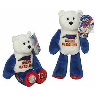 North Carolina State Quarter Bear # 12