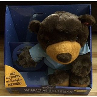 Hallmark PSB4116 Christopher 2.0 Interactive Storybuddy with Book and CD