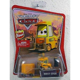 Disney - Pixar CARS Movie 1:55 Die Cast Car Series 3 World of Cars Dudley Spare