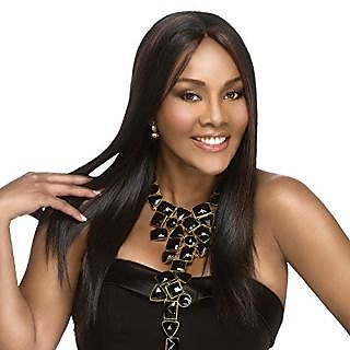 Vivica A. Fox JAVANT-V New Futura Fiber, Deep Lace Front Wig in Color FS1B27