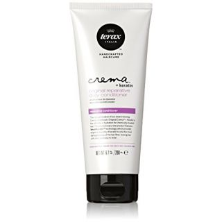 Terax Crema + Keratin Original Reparative Daily Conditioner for Unisex, 6.7 Ounce