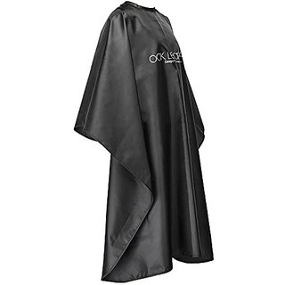 Hair Salon Cape, Oak Leaf Professional Nylon Salon Styling Capes for Hair Cutting, Coloring and Styling