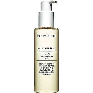 bareMinerals Oil Obsessed Total Cleansing Oil, 6 Ounce