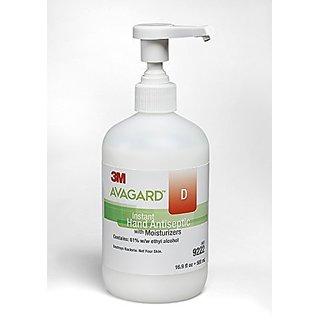 Avagard D 3M Healthcare Sanitizer Hand Gel with Moisturizer, 16.9 Fluid Ounce