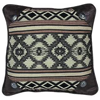 HiEnd Accents Tucson Western Pillow