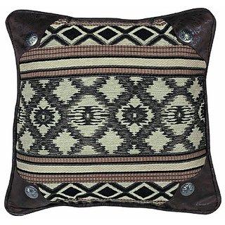 HiEnd Accents Tucson Western Pillow