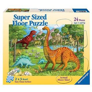 Ravensburger Dinosaur Pals - 24 Piece Floor Puzzle