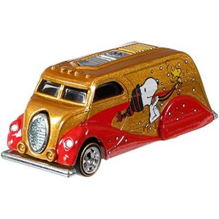 Hot Wheels Peanuts Deco Delivery Vehicle