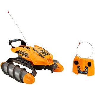 Hot Wheels RC Terrain Twister, Orange (Frustration Free Packaging)