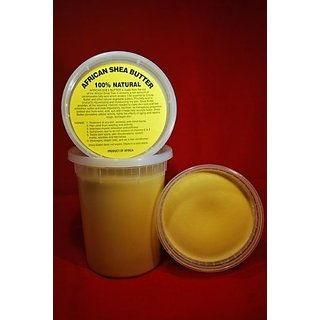 32z Unrefined African Shea Butter SOFT & SMOOTH