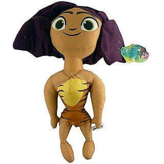 Pms 11 Inch Dreamworks The Croods Soft Plush Toy - Eep Crood (pl92)