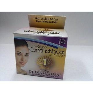 La Original Concha Nacar De Perlop # 1 Crema De Dia Natural