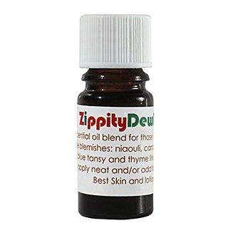 Living Libations - Organic / Wildcrafted Zippity DewDab Acne Treatment (.17 fl oz / 5 ml)