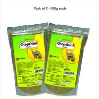 Herbal Hills Chopchini Powder - 100 G, Pack of 2