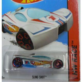 Hot Wheels - HW Race 141-250 - Sling Shot