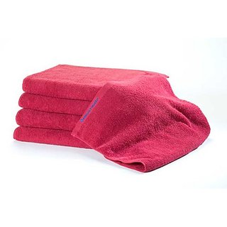 BleachSafe Ruby Red Towel - 12 Pack