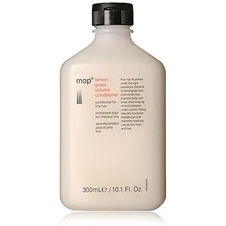 Modern Organic Products Conditioner for Fine Hair, Lemongrass, 10.1 Fluid Ounces