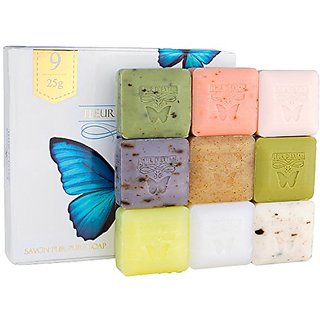 Ecstacy Soaps - Soap Box Set of 9 x 25 Gram Bars