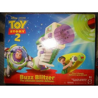 Disney Pixar Toy Story 2 Buzz Blitzer - The Ultimate Cosmic Defense