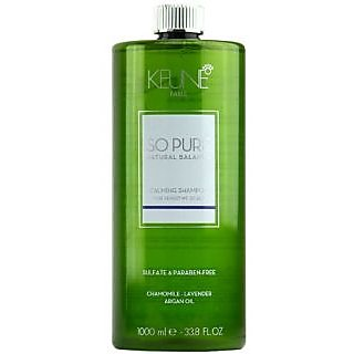Keune So Pure Natural Balance Calming Shampoo - 33.8 oz / liter
